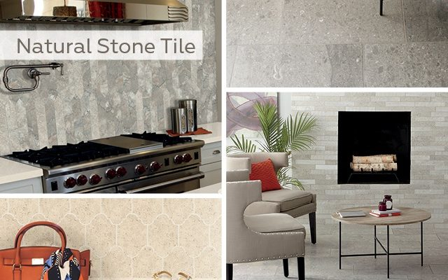 Stone Takes Shape In Interior Design